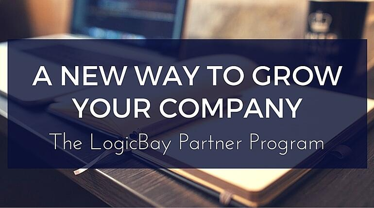 A New Way To Grow Your Company: The LogicBay Partner Program