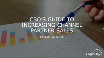 CSOs Guide Increasing Channel Sales