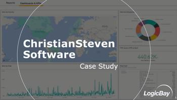 ChristianSteven Case Study