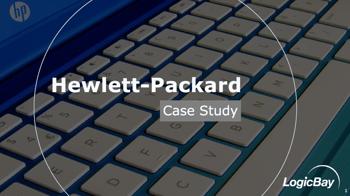 LogicBay Hewlett Packard Case Study
