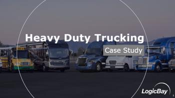 LogicBay Heavy Duty Trucking Case Study