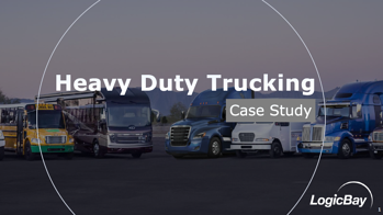 Heavy Duty Trucking Case Study