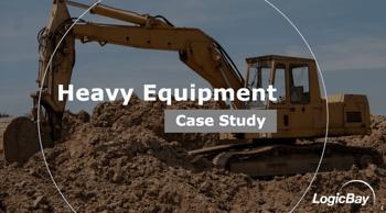 Heavy Equipment Case Study