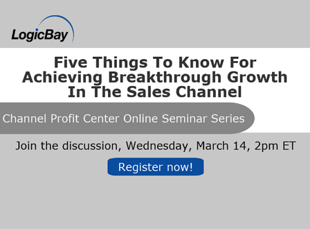 Seminar registration - Five Things to know for breakthrough growth