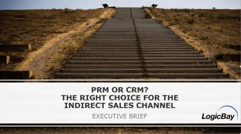 LogicBay PRM or CRM