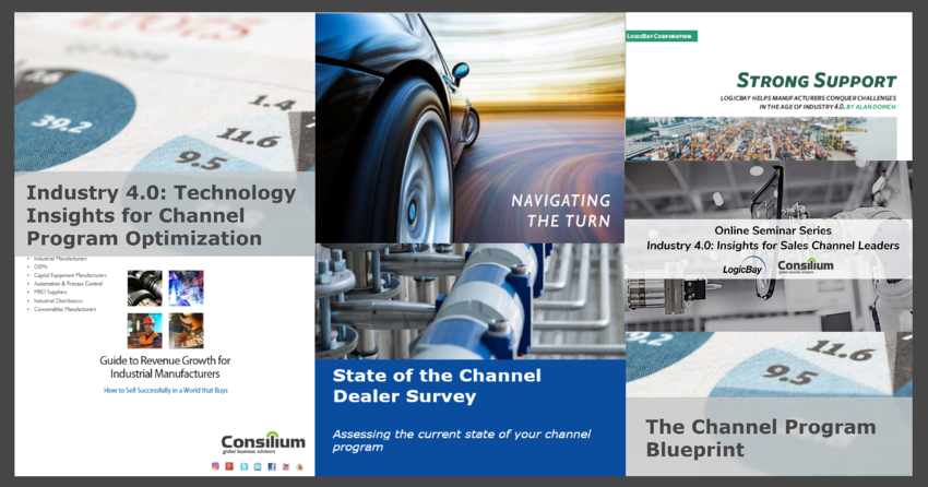 Industry 4.0 Resource Collage