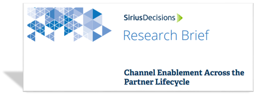 Sirius-Research-Brief-Channel-Enablement-Across-The-Partner-Lifecycle