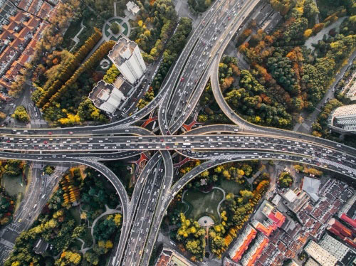 navigating business intelligence is much like a Traffic System