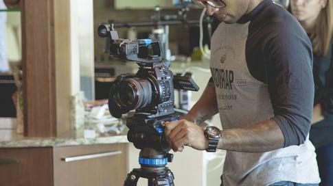 Video marketing promo