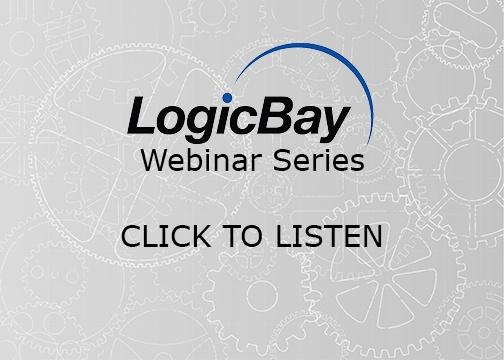 LogicBay Webinar - Click to Listen