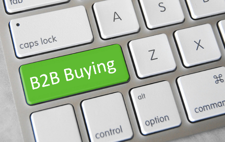 b2b buying keyboard piece