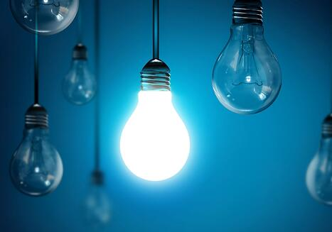 getting your content to stick out like a lightbulb