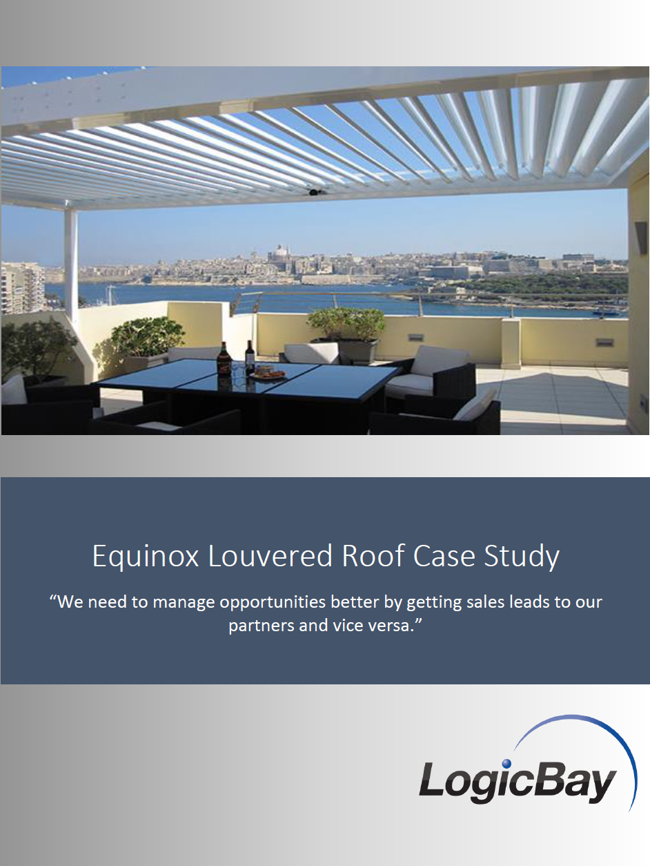 Equinox Louvered Roof Case Study