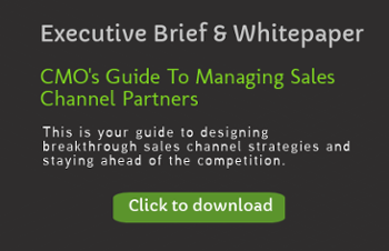 CMO's Guide To Managing Sales Channel Partners