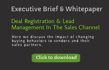 Deal Registration & Lead Management In The Sales Channel